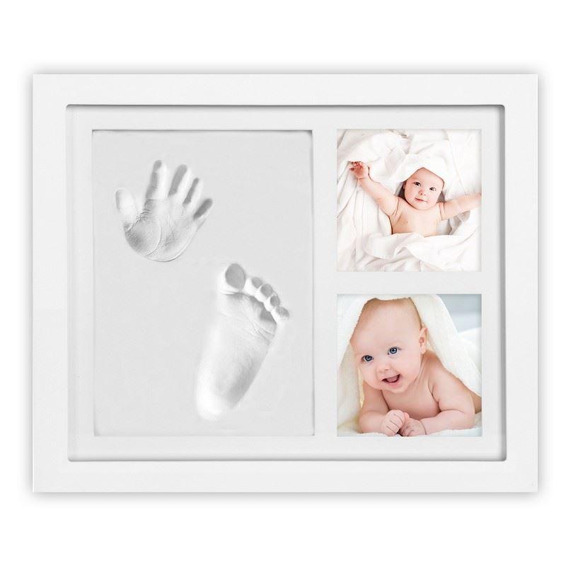 Marco de fotos huella bebe